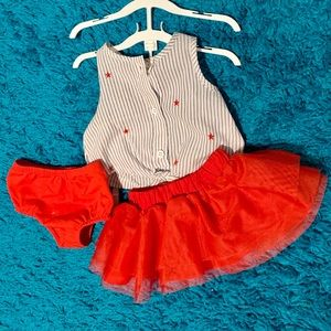 3 piece patriotic set